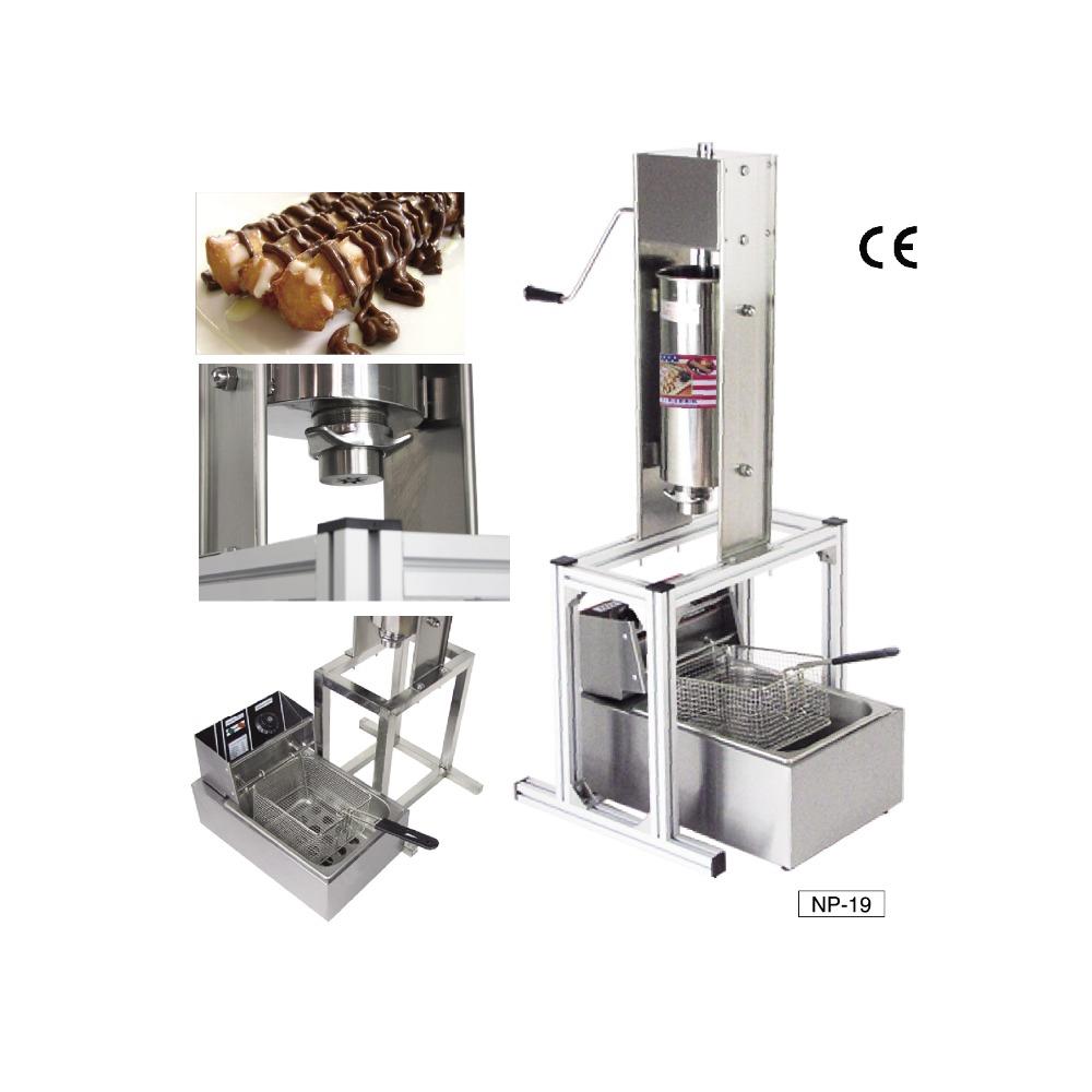 commercial churro machine
