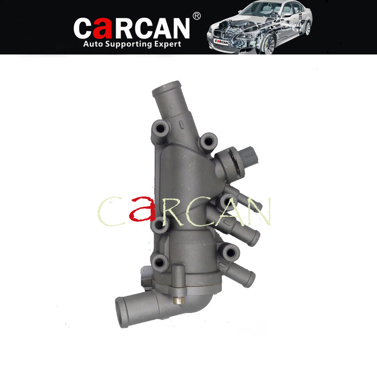 For For d car AUTO PARTS thermostats housing Car engine parts engine spare parts thermostat assembly