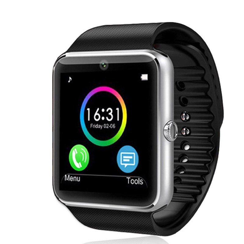 Smart Watch GT08 Bluetooth Health Android Wear Smartwatch Waterproof Mobile Phone Fitness Watches Camera Clock PK DZ09 GV18(China (Mainland))
