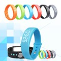 Fashion Smart Wristband 3D Pedometer Sports Wrist Band Health Care Sleep Monitor Steps Collecter Smart Bracelet
