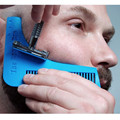 Men s Must Have Comb For Trimming Beard Facial Shaping Tool