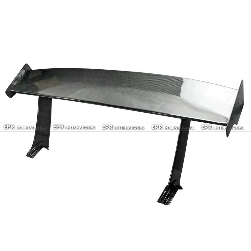 New Car Styling For Nissan 180SX Type B Carbon Fiber GT Spoiler (Fitting on the fender)
