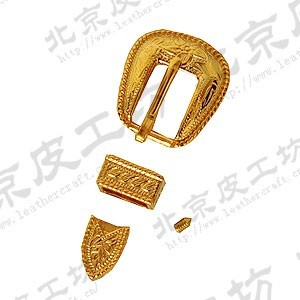 1.0 mm Huang Jinsheng group of belt buckle(China (Mainland))