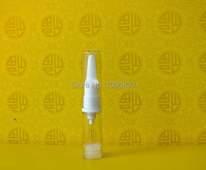 5G Airless Bottle, Eye Cream Pen with Massage Head, Cosmetic Essence Lotion Sample Bottle, Cosmetic Packing Bottles, 100pcs/Lot(China (Mainland))
