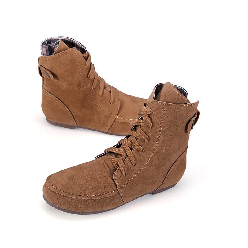 women boots botas moto botines mujer 2015 chaussure femme. Black Bedroom Furniture Sets. Home Design Ideas