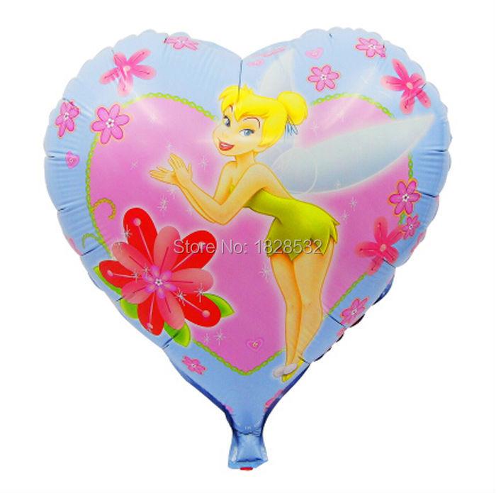 NEW design 10pcs/lot spirit foil balloon Aluminium foil cartoon balloon kids favorite presents lovely printing mylar balloons(China (Mainland))