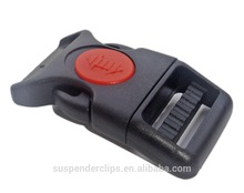 """Guard switch safety plastic side release strap buckle for pet collar/bags 5/8""""(China (Mainland))"""