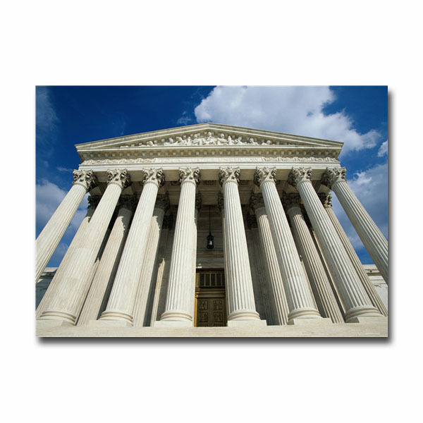 Supreme Court of United States, American Souvenir,HIGH- Quality ARCYLIC Souvenir Magnet, .(China (Mainland))