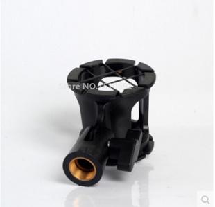 10pcs Mic Suspension Shock Mount Stand Holder Clip Pop Filter for Microphone Studio <br>