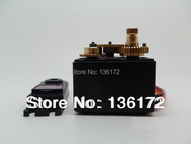 1/10 RC car accessories TOWER PRO 9kg Metal servos with metal gear for 1/10 RC car free shipping(China (Mainland))