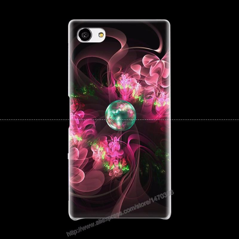 Горячие Новые Пластиковые Матовый Прозрачный Чехол для Sony Xperia Z5mini телефон 17