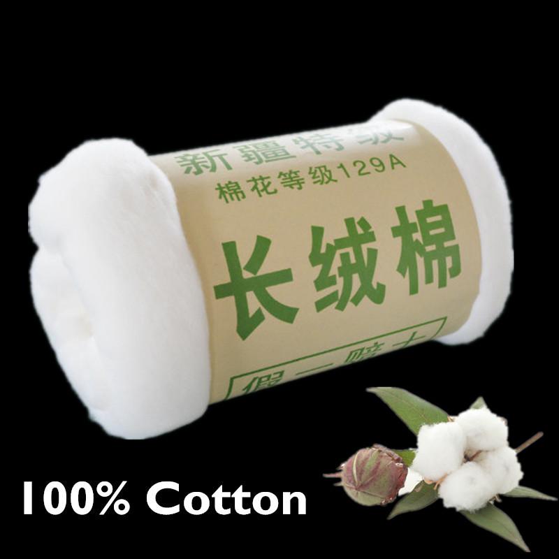 0.5Kg 1Mx2M Handmade 100% cotton batting Cotton Filling ...