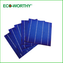 Solar Cell 6x6 20pcs 80W A Grade 3 Bars 4.3W DIY Solar Panel 156x156mm Polycrystalline Solar Cells Price(China (Mainland))