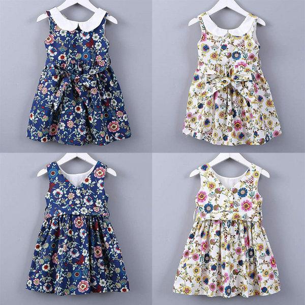 Платье для девочек Unbrand Drop xxx