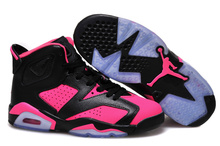 2016 new cheap womens AiR JoRdAn 6 rEtro SHoEs Hare Black white infrared red Maroon size US 5.5 to 6.5 7 8 8.5 with original box(China (Mainland))