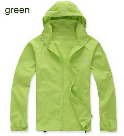 Summer Long Sleeve Cycling Jackets Sport Quick Dry Rain Jacket Waterproof Windproof Jerseys B10(China (Mainland))