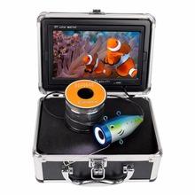 15M Fish Finder Underwater Fishing Camera DVR Record HD 1000 TVL 7'' Digital LCD Screen WF01-15R W1539A(China (Mainland))