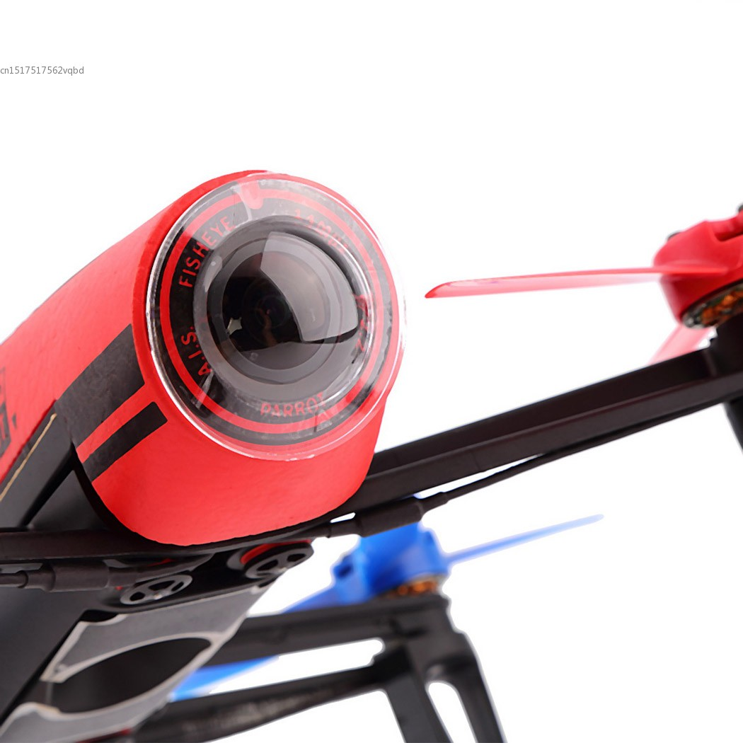 Protective Case For Camera Light weight Transparent Protective Cover Lens Cap for Parrot Bebop Drone 3