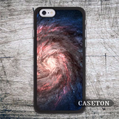 Nebula Vortex Case For iPhone 7 6 6s Plus 5 5s SE 5c 4 4s and For iPod 5 Classic High Quality Cover Wholesale Retail