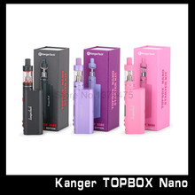 Buy 1Pcs/Lot Original Kanger Topbox Nano Starter Kit With 3.2ML Toptank Nano Atomizer Tank KBOX Nano 60W TC Box Mod for $47.07 in AliExpress store