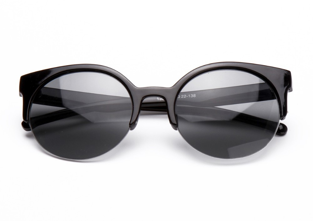 Free Shipping New Fashion Sunglasses Sexy Retro Style Round Circle