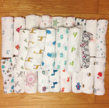 Spring Autumn Aden Anais Bamboo Swaddleme Muslin Cotton Baby Swaddle Envelopes for Babies Character Owl Bird Lion Car Blanket(China (Mainland))