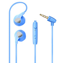 Vrme Earphone Sport Ear buds Stereo Music Cell Phone Earphone Headset With HD Mic Handsfree For Xiaomi iPhone 6 6s 5 Samsung HTC(China (Mainland))