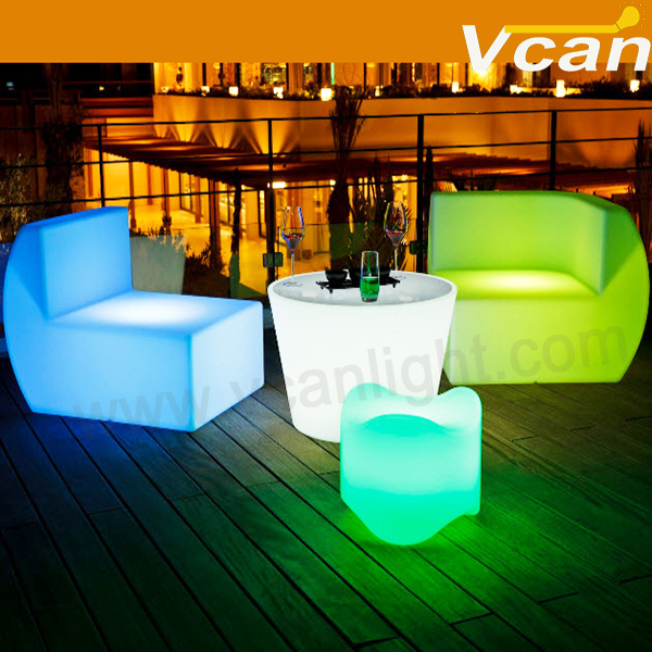 color change night club sofa party led sofa waterproof led sofa chair lighting in beach chairs. Black Bedroom Furniture Sets. Home Design Ideas