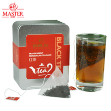 JUJIANG / master classic flavor tea Herbal tea tea bag tea teabag triangle boxed 36g