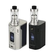 Buy Original 300W WISMEC RX300 TC Vaping Kit Reux Atomizer 6ml NO 18650 Battery VS RX300 TC BOX Mod Electronic Cigarette for $69.74 in AliExpress store