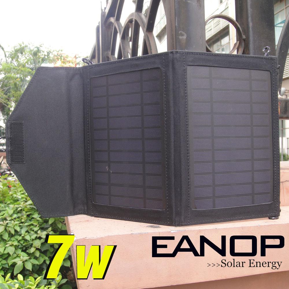 Solar Aaa 7w Solar Charger aa Aaa