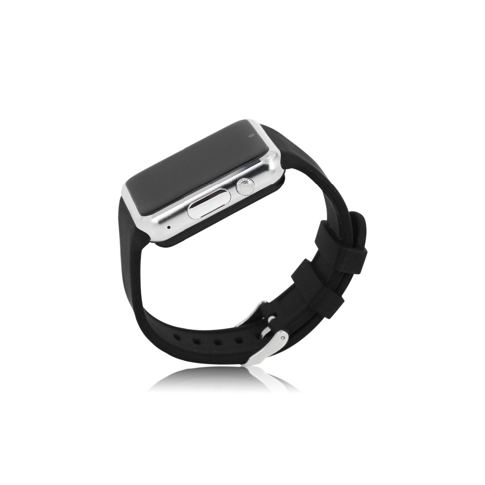Anti-lost Smart Phone Watch Bluetooth Digital Watch with Sedentary reminder  for IOS Android System Smartwatch<br><br>Aliexpress