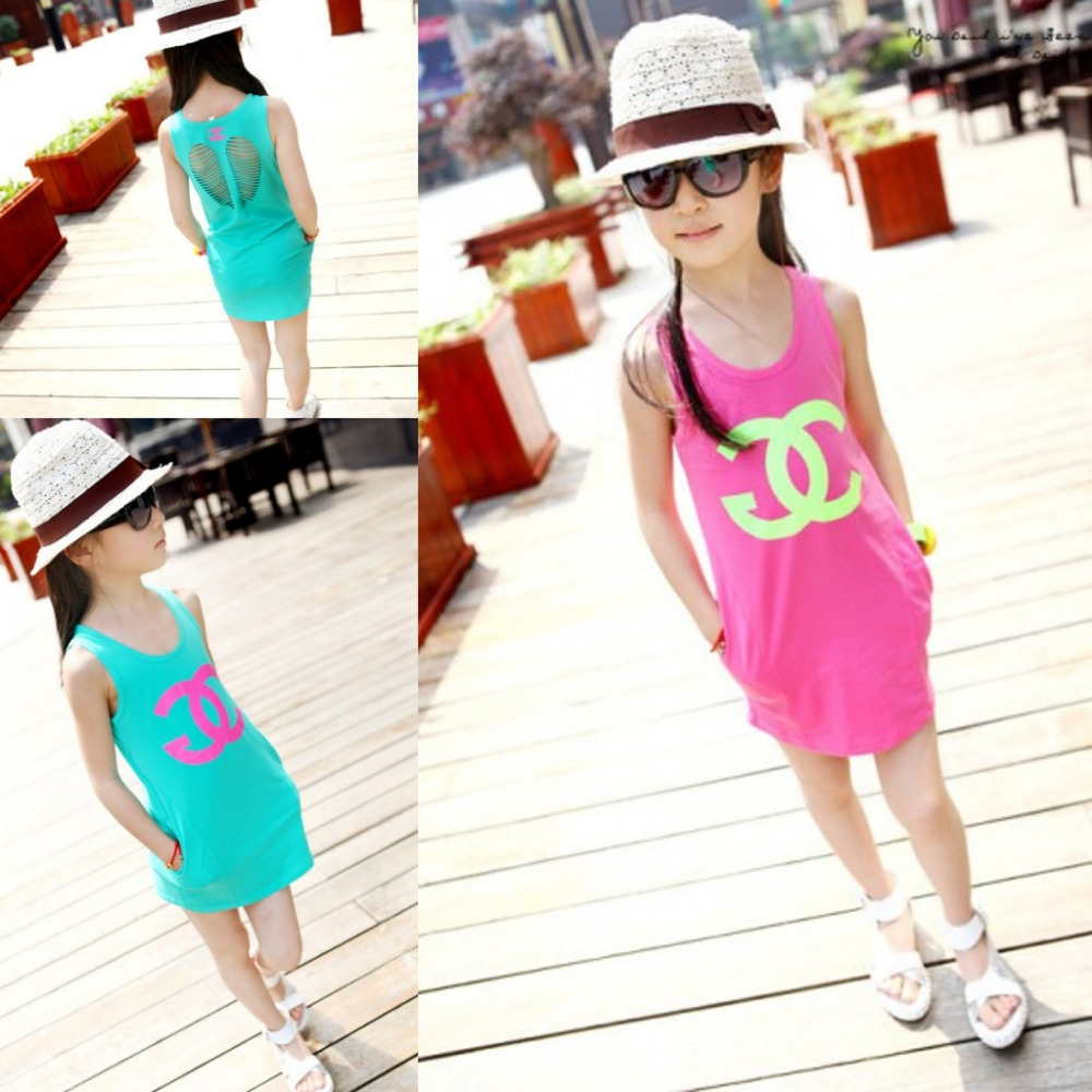 Summer style girl dress cotton baby dress hollow out girls clothing infant princess dress baby girl clothes kids dress(China (Mainland))