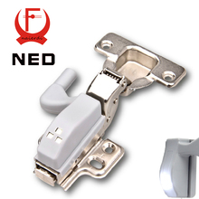 Brand NED Universal Kitchen Bedroom Living room Cabinet Cupboard Closet Wardrobe 0.25W Inner Hinge LED Sensor Light System(China (Mainland))