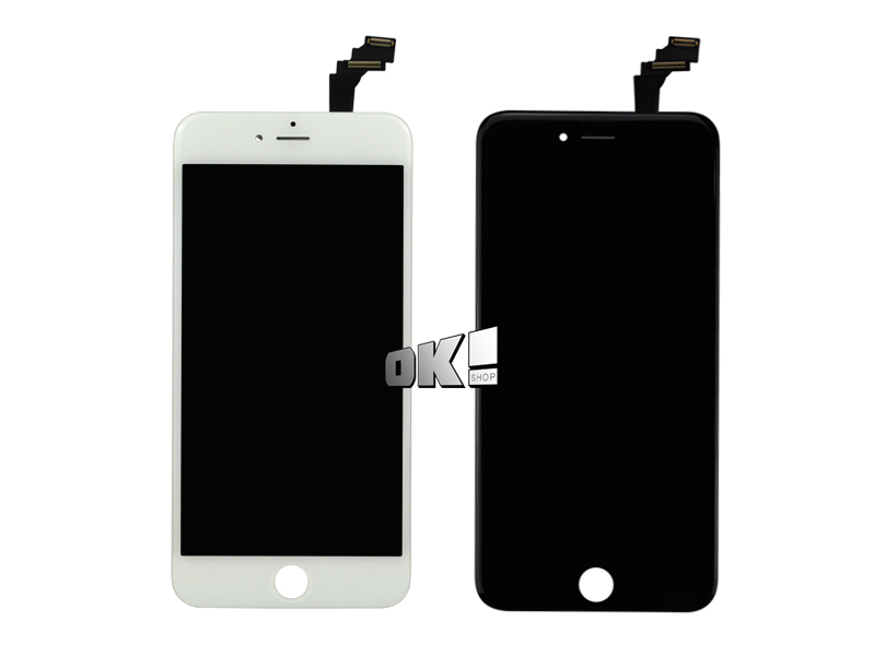 DHL 5 pcs 1000% 5.5 inch Official New Display Screen for iPhone 6 Plus LCD with Warranty(China (Mainland))