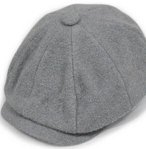Beckham Same Male Fashion Gorras Planas Solid Boina Beret Hats Casual Octagonal cap 4 Colors