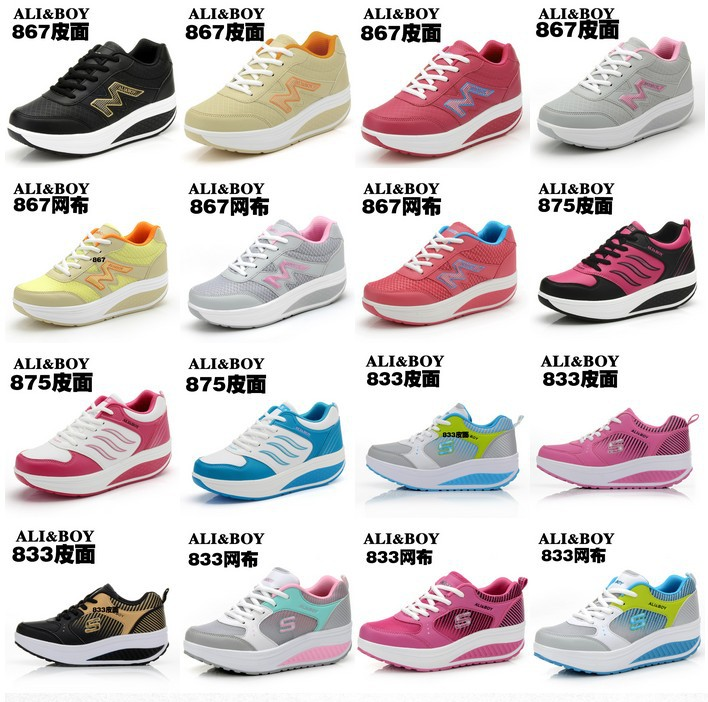 Women's Slimming Fashion Casual Shoes Fashion Women s Sneakers women