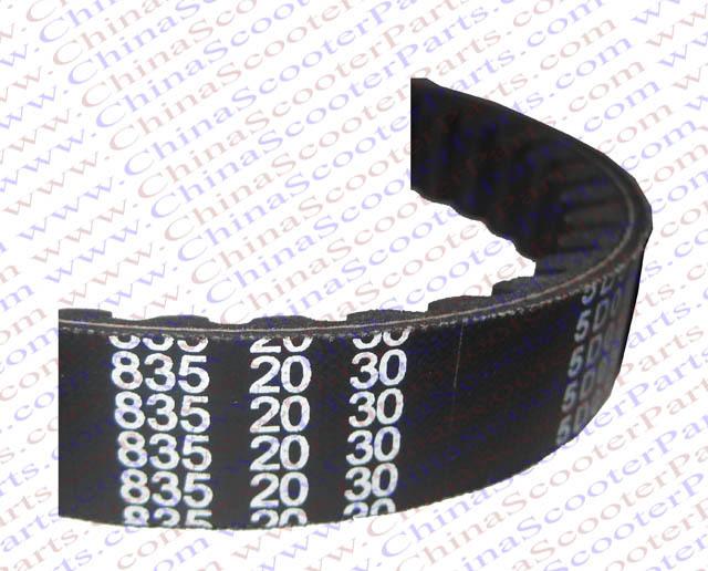 835 20 30 CVT Drive Belt font b GY6 b font 125CC 150CC 152QMI 157QMJ Scooter