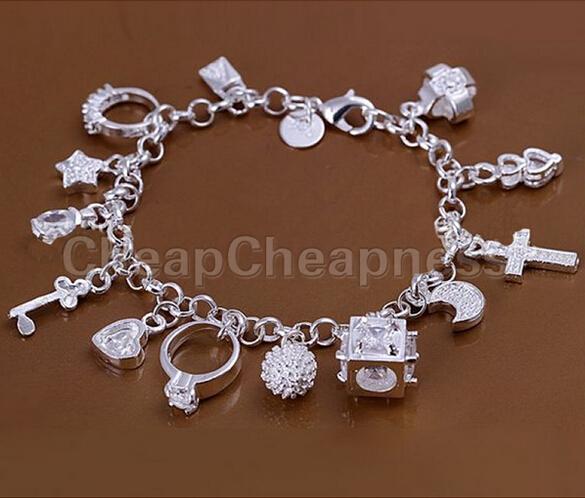 Браслет-цепь Silver Angel 925 13 браслет цепь hot 925