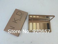 1 Piece New arrived 6 COLOR nk Professional nake powder eyeshadow palette makeup set Free Shipping