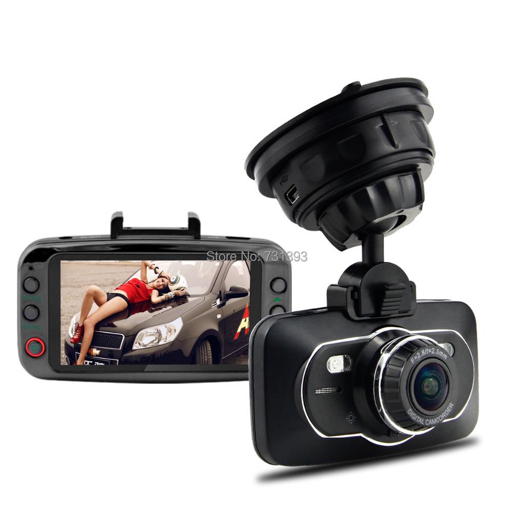 "Car Registrator Video Recorder Full HD 1080P 60FPS Auto Black Box 2.7""LCD+IR Night Vision Ambarella A5 DVR GF2000 SS143(China (Mainland))"