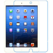 Pelicula De Vidro Mobile Phone Ultra Thin Front Screen Protector For iPad Mini 1 2 3 Tempered Glass Edge Protective Film Retina