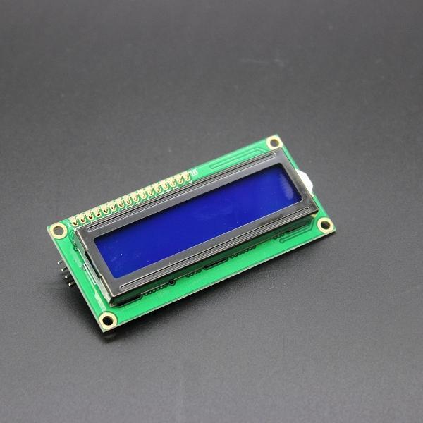 lcd 1602 lcd display IIC/I2C 1602 Serial Blue Backlight LCD Display for arduino 2560 UNO AVR Free Shipping Dropshipping(China (Mainland))