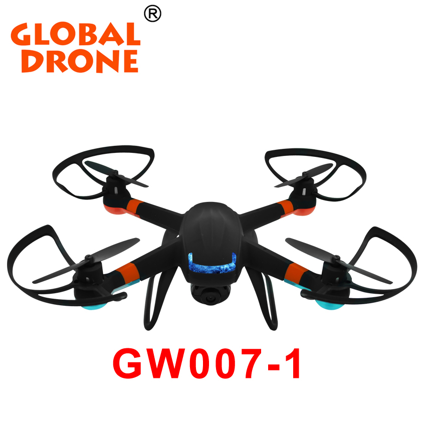 Global Drone GW007-1 4 Channel 3D dron 6 axis gyro drones big drones with 2.0 MP camera hd VS DM007 MJX X101 CX 31 Syma x5c-1(China (Mainland))