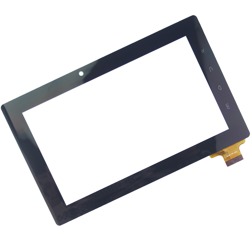 """5pcs/Lot 7"""" 7Inch Touch Screen Digitizer Glass Touch Panel For Freelander PD10 PD20 Tablet PC 300-N3690B-A00-V1.0 N3690B(China (Mainland))"""