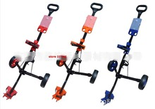 Supply factory direct golf car golf foldable trolley(China (Mainland))