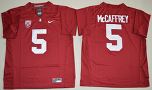 New Arrival High Quality Nike Stanford Top quality NEWEST Christian high-quality McCaffrey #12 Andrew Luck #7 Andrew Luck for me(China (Mainland))