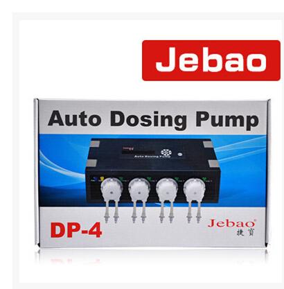 Фотография New Auto Dosing Pump for coral reef aquarium 4 pump head For Marine Aqua 110-240V, 50/60Hz JEBAO DP-4