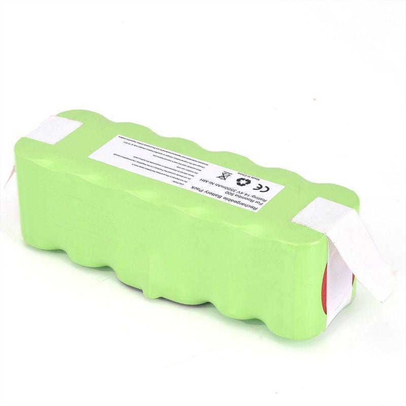 14.4V 3500mAh NI-MH Vacuum Battery For iRobot Roomba 500 532 580 610 R3 Series(China (Mainland))