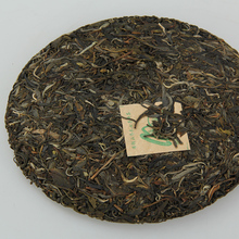 China pu-erh Raw tea puerh pu er tea 357g Slimming beauty organic health Green tea puer tea Free shipping